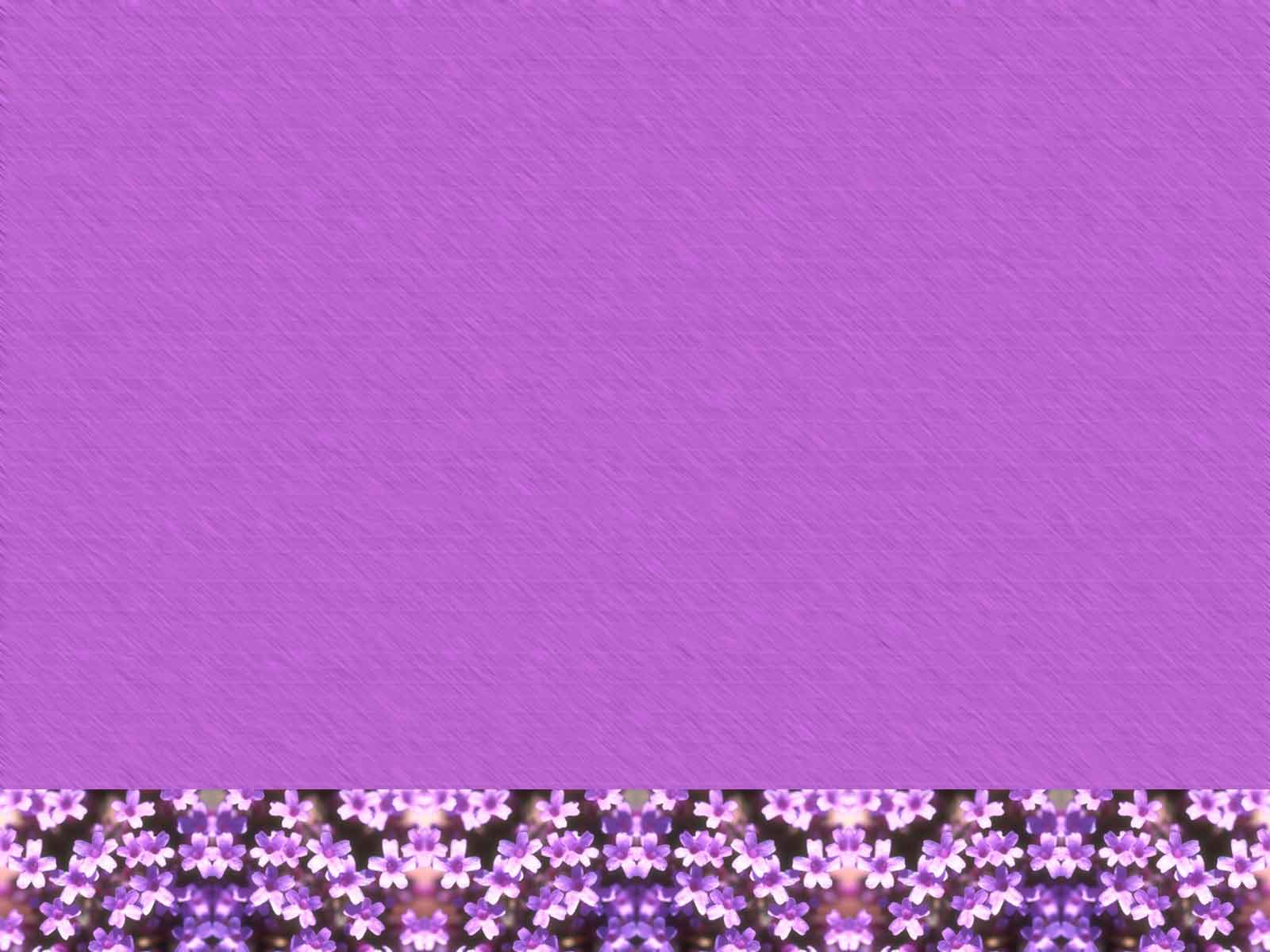Purple Texture With Flower theme for PowerPoint backgrounds, or ...