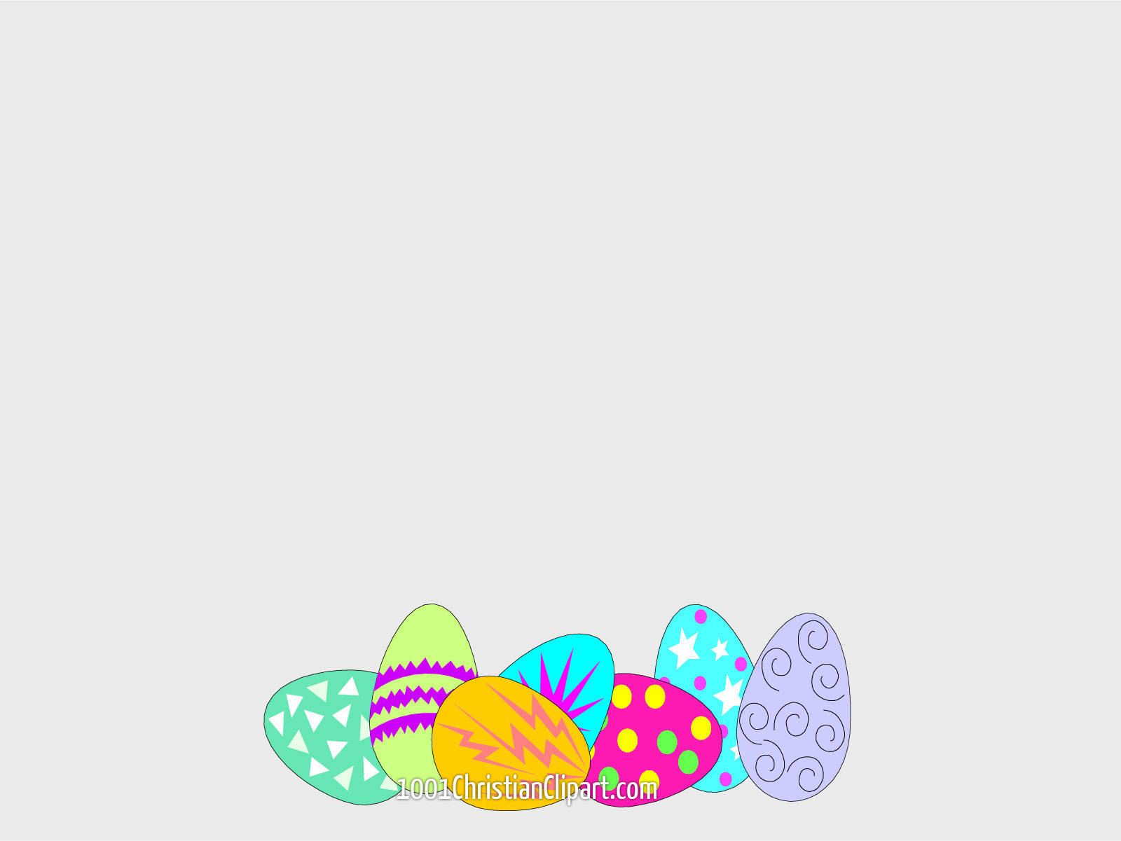 Decorating Easter Egg theme, free download Powerpoint backgrounds and ...