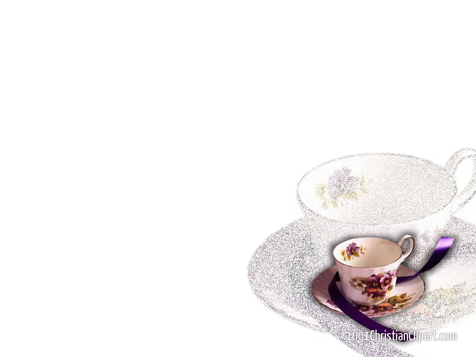 Tea Time  U2013 1001 Christian Clipart